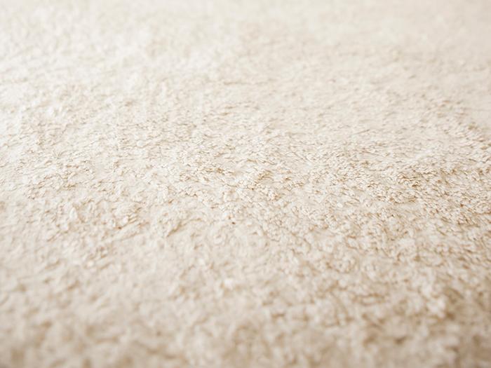 白いカーペット
